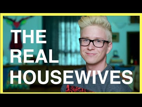 I'M JOINING THE REAL HOUSEWIVES?! (#AskTyler #13) | Tyler Oakley