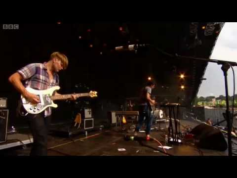 Grizzly Bear at Glastonbury 2010: While You Wait For The Others