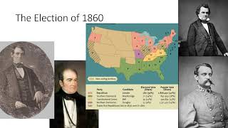 HIS 330: Lecture 03 - The Union Fails