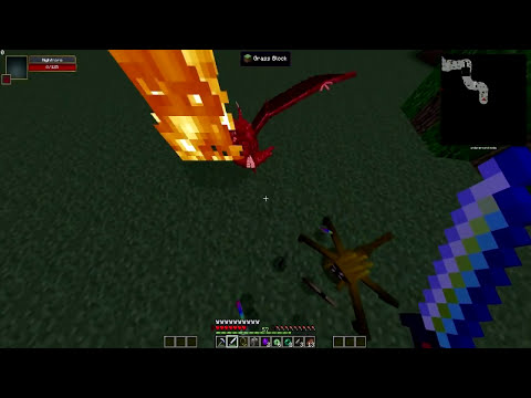 Minecraft: NIGHTMARE BOSS MOB! Crazy Craft 2.0 Modded Survival w/Mitch! Ep. 32 (Crazy Mods)
