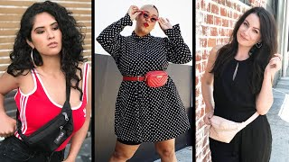 Women Style Fanny Packs For A Day