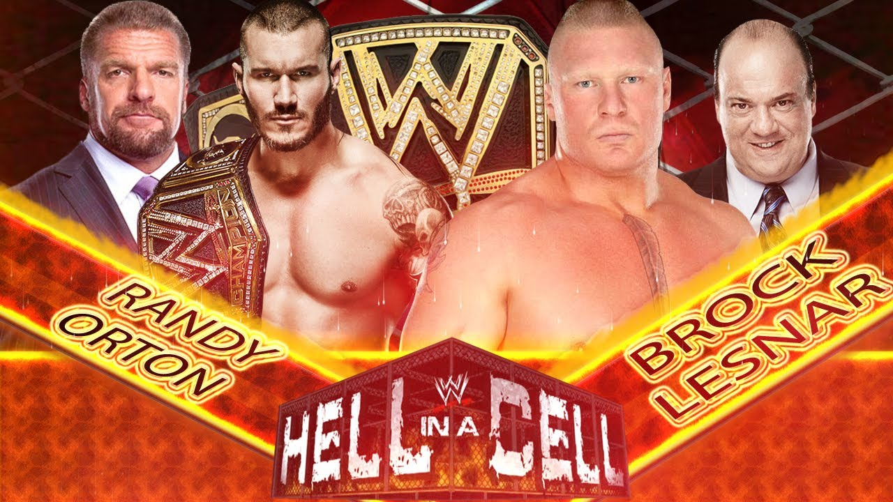Match Wwe 2013 Wwe Hell in a Cell 2013 Randy