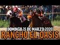Carreras de Caballos en Phoenix, AZ. 15 de Marzo 2020