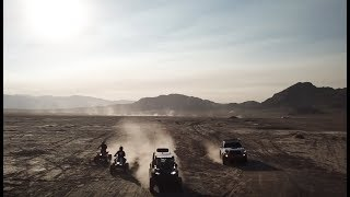 WE ALMOST DIED! Johnson Valley With The Boys!