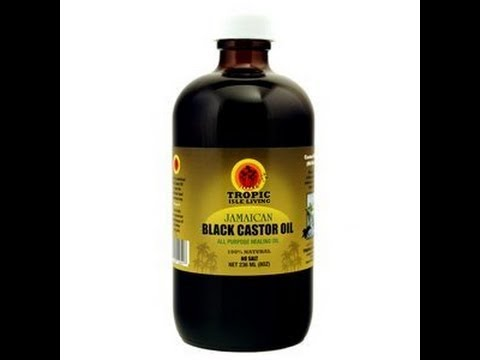 Grow Your Edges Jamaican Black Castor Oil