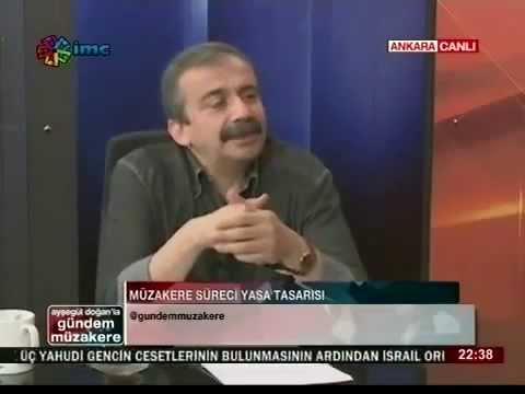 Gündem Müzakere - Sırrı Süreyya Önder - TEMMUZ 2014