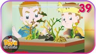 Seri Diva | Eps 39 Aquarium Tomi | Diva The Series Official
