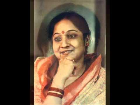 Na chahile jare paoa jay...Indrani Sen...Tribute to Rabindranath...