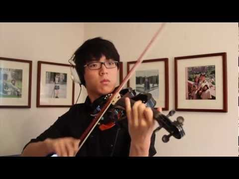 Canon Rock Violin Cover - Jung Sung Ahn video