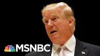 "President Donald Trump: ""Nobody Knows For Sure"" When DACA Deal Will Come 
