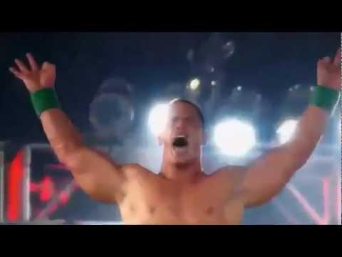 WWE John Cena & The Miz MashUp  My Time To Play