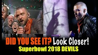 Download Lagu See-2-Believe!! Justin Timberlake INVOKES Lucifer @ Superbowl 2018 half Time! Many fell for it Gratis STAFABAND