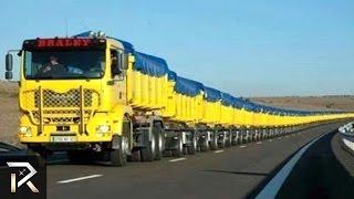 10 Largest Vehicles You Won