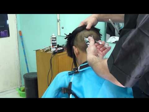 VIDEOS DE SHAVED NAPE WITH BOBCUT | Videos « MillondeLooks.CoM