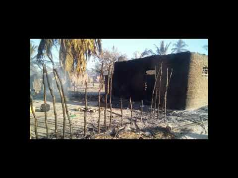 Ataques  em Naunde- Cabo Delgado thumbnail