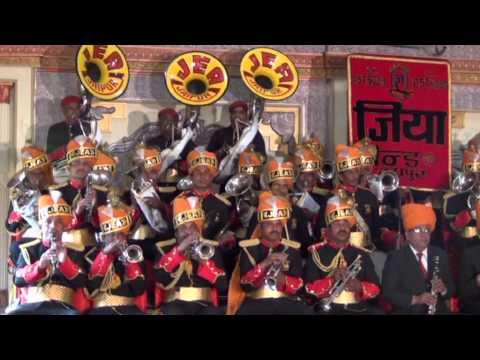 Fevicol Se (dabangg -2) Performance By Hindu Jea Band, Jaipur video