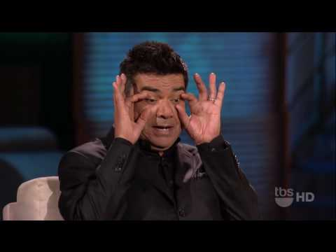 eva mendes on george lopez tonight Video