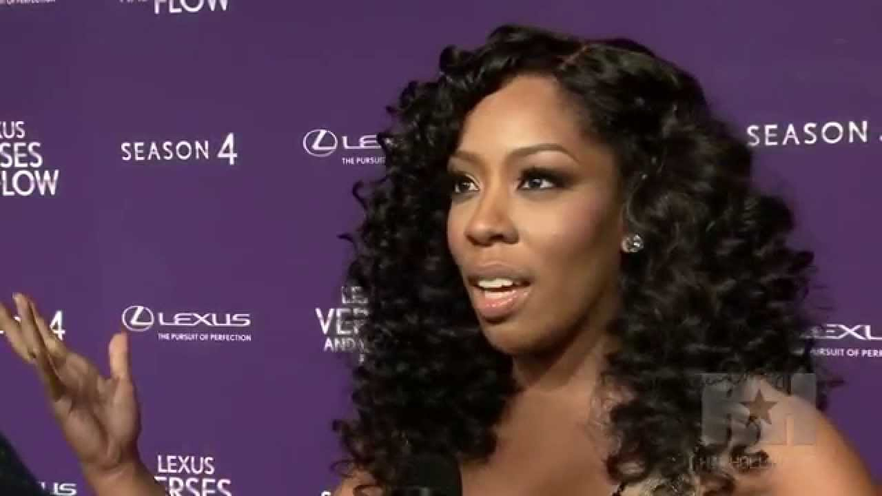 K Michelle Pops off on Tamar  K Michelle And Keyshia Cole Look Alike
