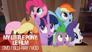 MY LITTLE PONY - Disponible en DVD, BLU-RAY et VOD !