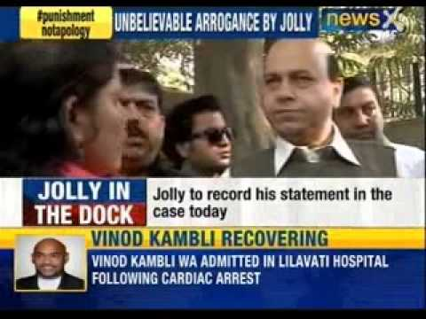 Tehelka case: Delhi Police politically prosecuting me, says Vijay Jolly - NewsX