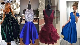 Top cocktail dresses new collection For Girls 2017-2018 || Cocktail Dresses - 1