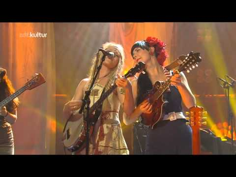 Katzenjammer - Rock Paper Scissors (live).mpg