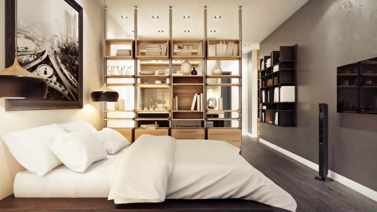 2 OneBedroom Home Apartment Designs Under 60 Square