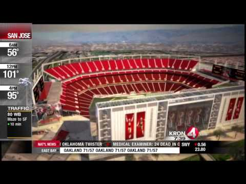 Santa Clara Mayor Updates 49ers Bid for Super Bowl at New Stadium