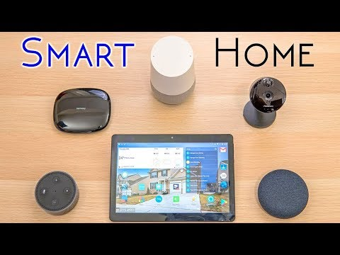 Majestechs Ultimate Smart Home Tour 2018
