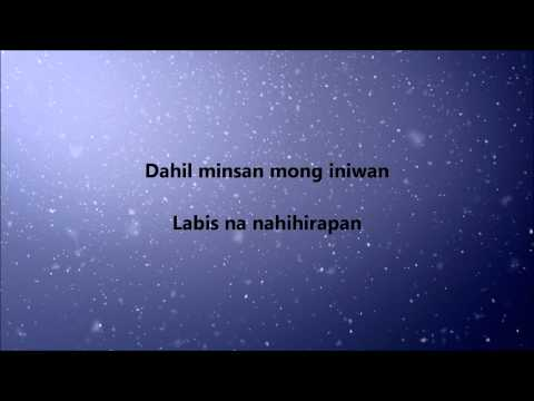 Dahan - December Avenue cover by Jireh Lim w/ Lyrics