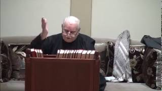 Necmi İlgen (Çantacı Necmi Ağabey)  - Risale-i Nur Dersi