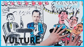 """NYC Stories: '""""Sneaky Pete's"""" Giovanni Ribisi Falls in With a Ferrari Gang"""