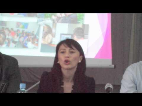 Дискусија за младински политики меѓу средношколци и пратеници