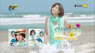 北原沙弥香「夏がやってくる」CM