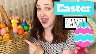 10 Easy Easter Egg Game Ideas for Kids