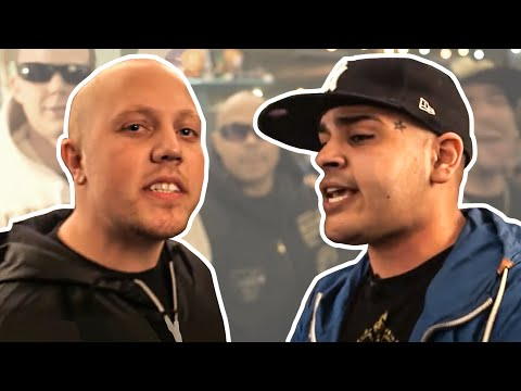 Sebbe Staxx (Kartellen) vs Allyawan **Major League Battle**