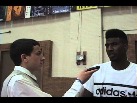 Derek Spallone Interview with New York Knick 6'5 Guard Iman Shumpert