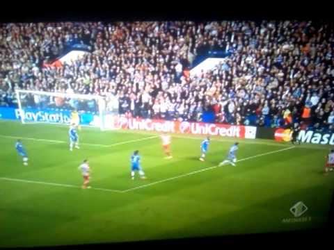 Chelsea 1-3 Atletico Madrid Champions League(ITA)