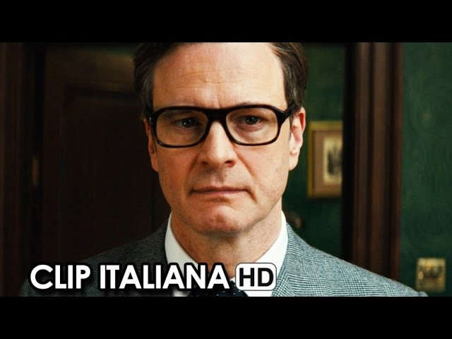 Kingsman - Secret service Clip Italiana 'I modi definiscono l'uomo' (2015) - Colin Firth Movie HD