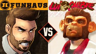 FUNHAUS VS LUI CALIBRE and Pals - GTA 5 Gameplay, Part 1