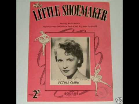 Petula Clark - The Little Shoemaker ( 1954 ) video