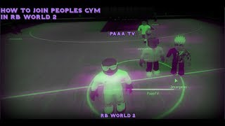 RB WORLD 2 | KOBE BRYANT BREAKING ANKLES AT PARK! | Paaa TV |