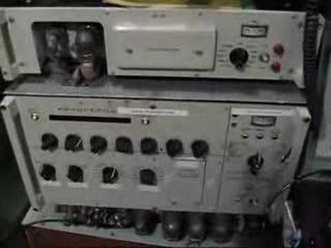 Russian Military Radio Station R161-Radio Equipments
