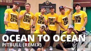 Baixar OCEAN TO OCEAN (Remix) by Pitbull | Zumba | Pop | TML Crew Camper Cantos