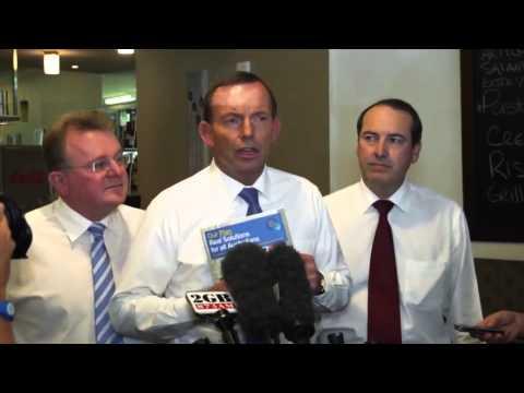House of Cards feat. Tony Abbott