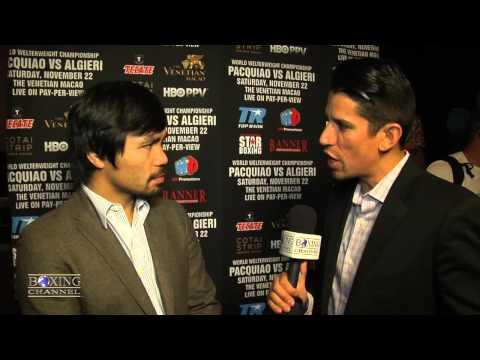 Manny Pacquiao: