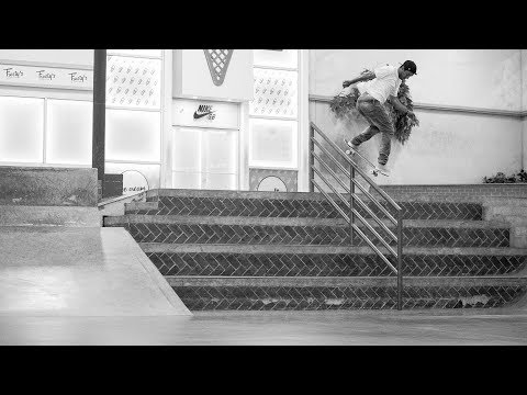 Kelvin Hoefler - Cab Backside Lipslides | ON LOCK