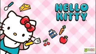 Hello Kitty Lunchbox | Kids Fun Play Kitchen | Cooking game for children and babies