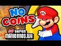 Can you beat New Super Mario Bros. Wii WITHOUT collecting any coins?