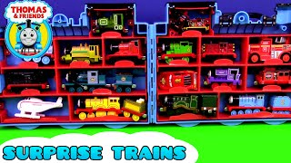 Giant Egg Surprise Thomas and Friends Thomas Trains in Surprise Eggs Opening Thomas Train Collection